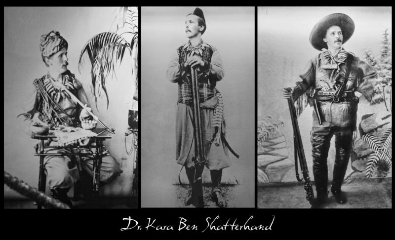 Dr. Kara Ben Shatterhand....