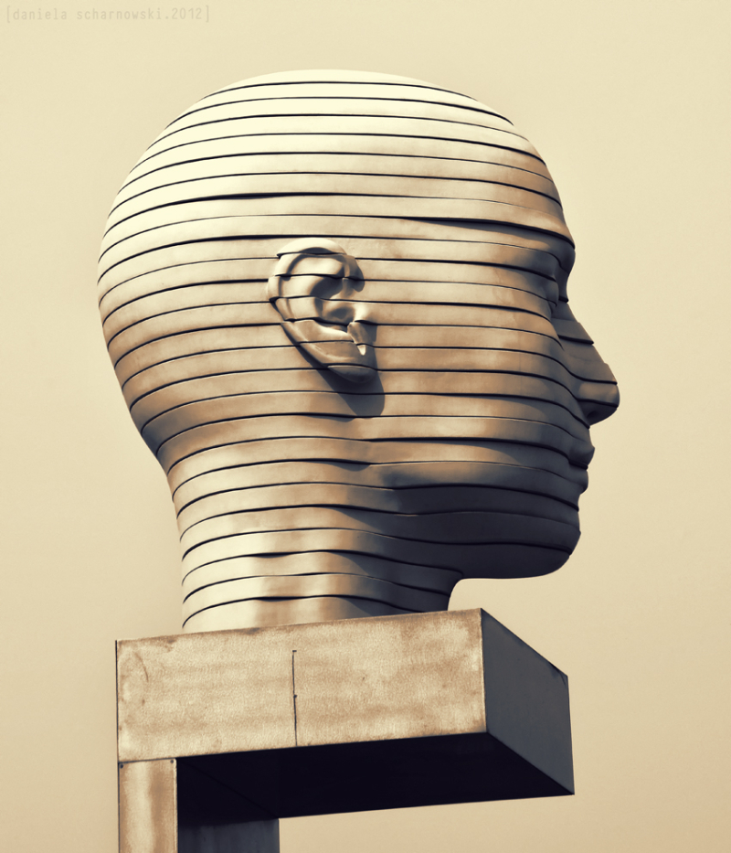 Kopfbewegung – heads, shifting