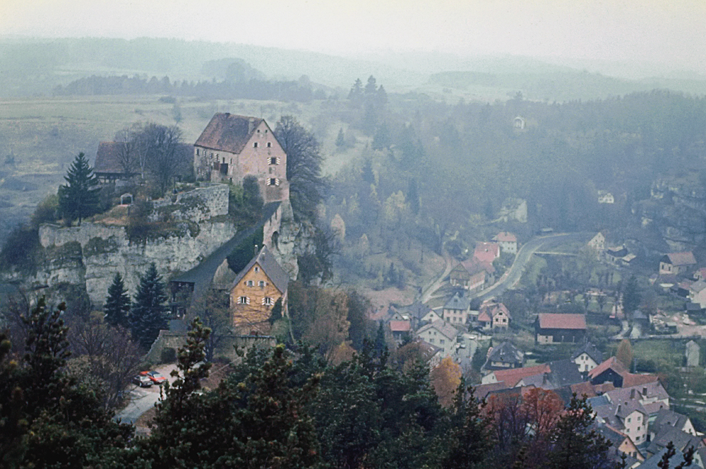 Pottenstein Castle, 70s