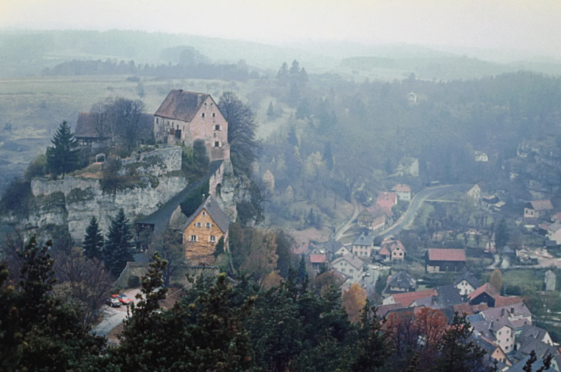 Pottenstein Castle, 70s
