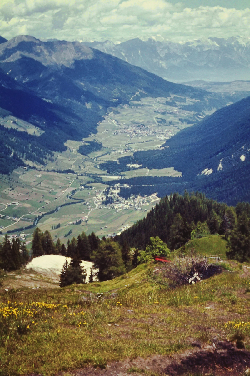The Stubai Valley