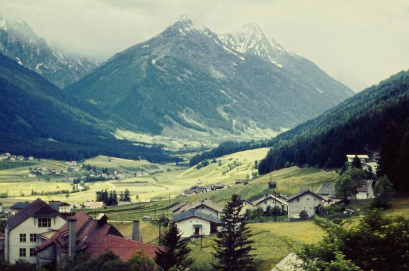 Stubai valley