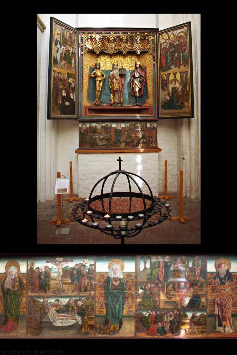 St. Hedwig´s Altar
