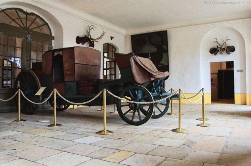 The King´s carriage