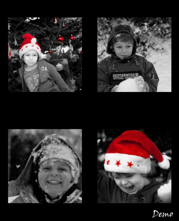 Joyeuses fêtes à toutes et à tous!