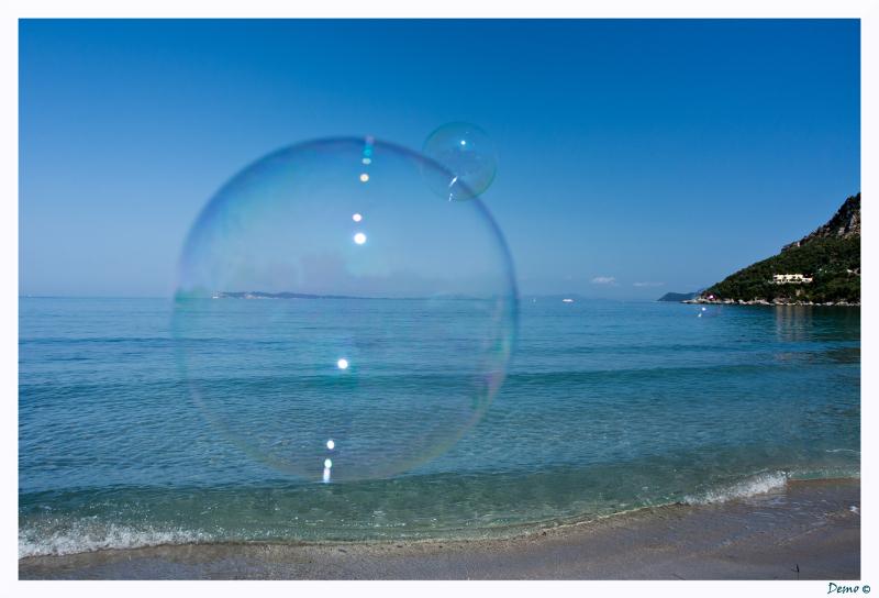 Dans ma bulle...