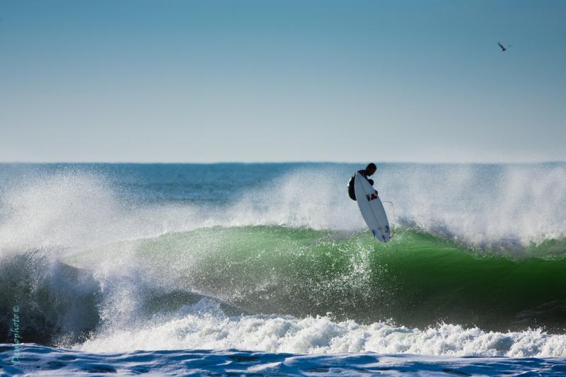 surf vague