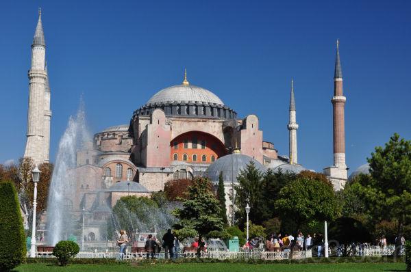 Hagia Sofia, Istambul