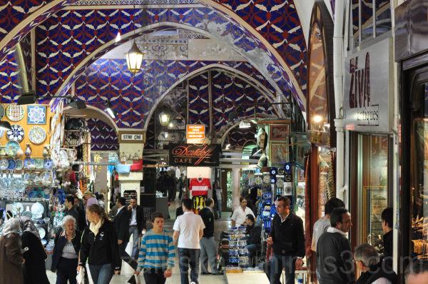 Grand Baazar, Istambul