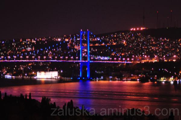 Asia from Europe, Bosphorus, Istambul