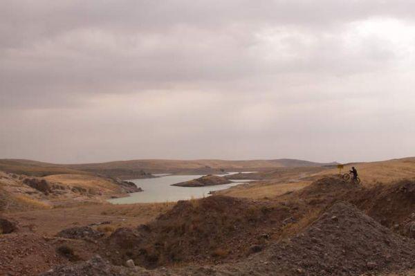 Kashe lake(beetwen Tafresh & Arak)