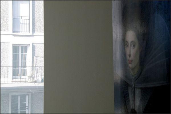 Une Dame à la fenêtre
