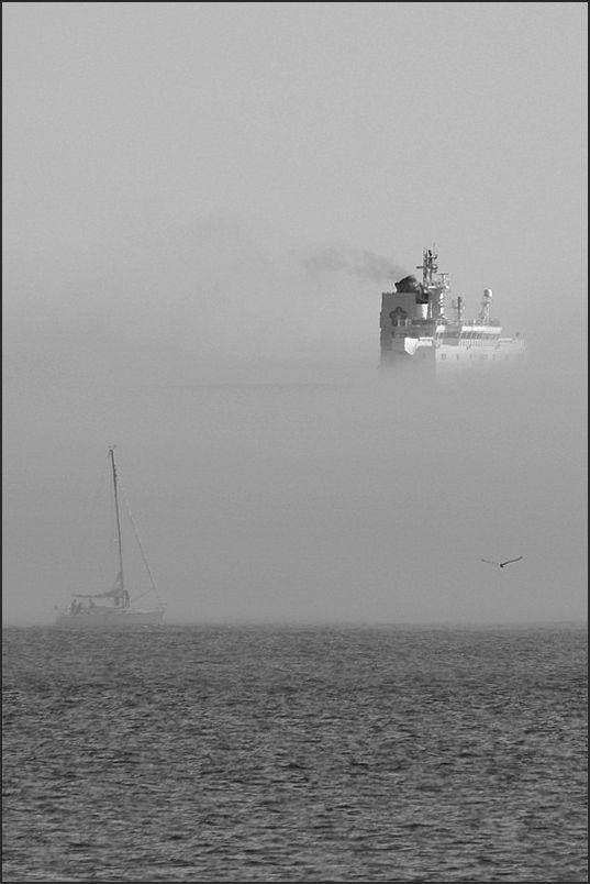 Fumée de mer (2)