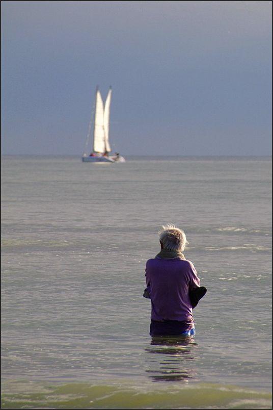 La mer est ton miroir
