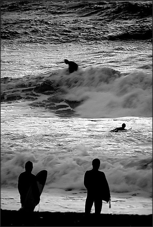 Les âmes à vagues