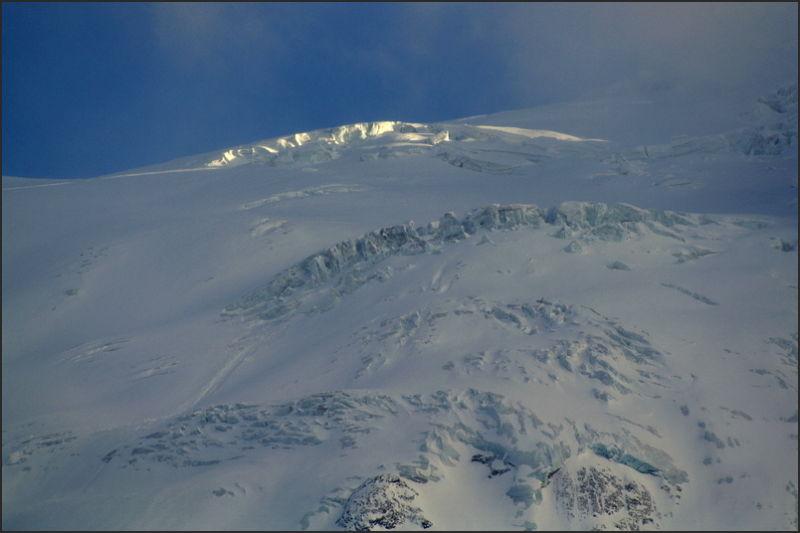 Glacier du Tabuchet