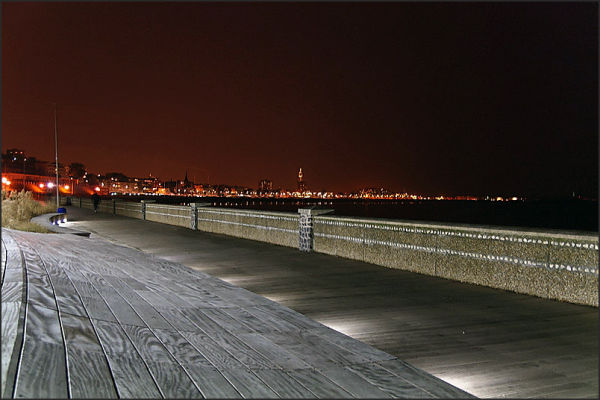 Jogging du soir