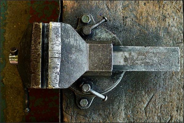 Dans l'atelier de métallerie 3