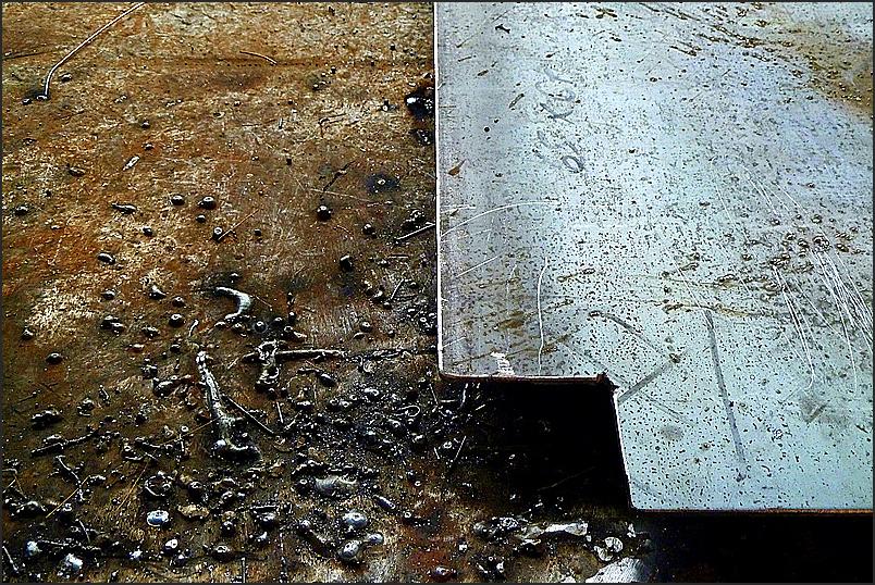 Dans l'atelier de métallerie 5