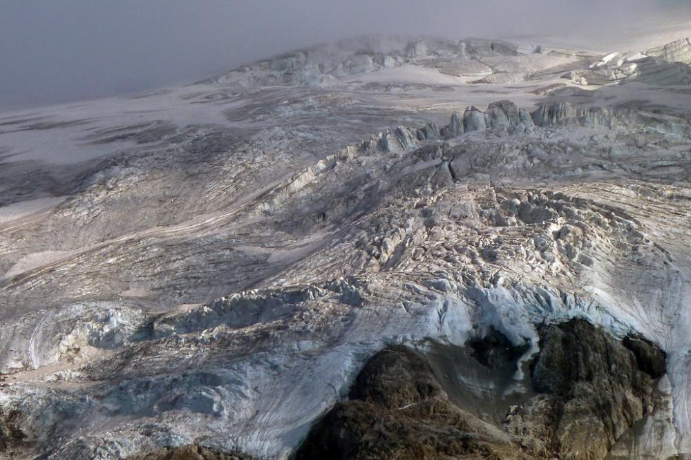 Glacier du Tabuchet -2