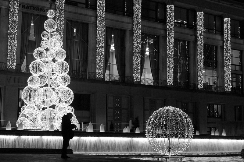 Le photographe de Noël