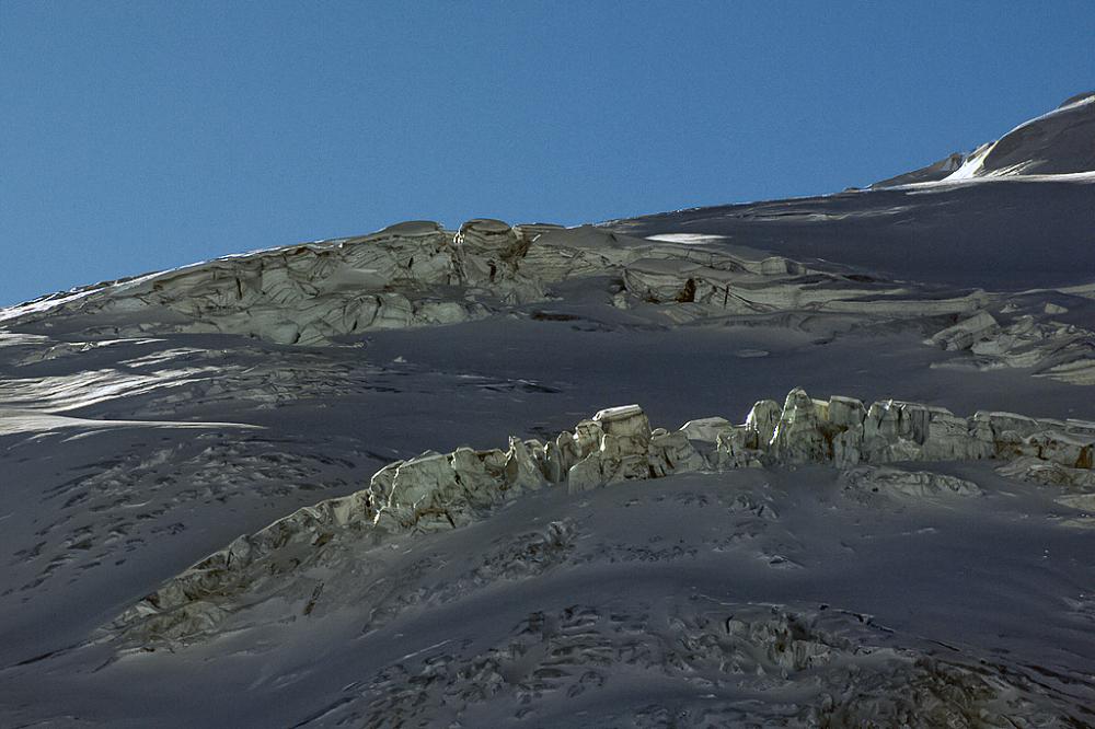 Le glacier du Tabuchet - 19 février - 10h11