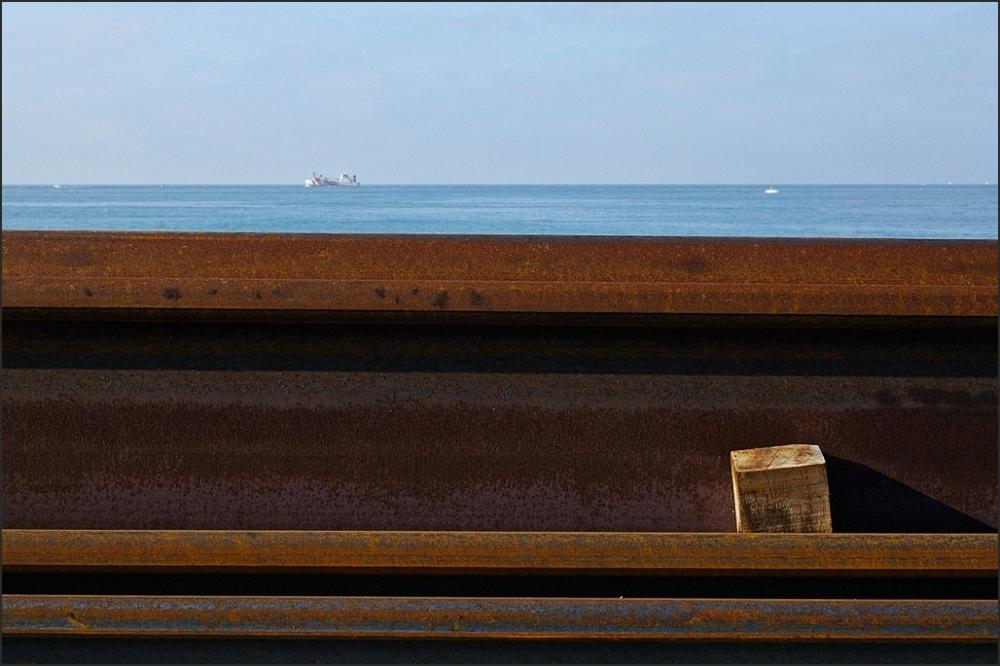 La cale et le bateau