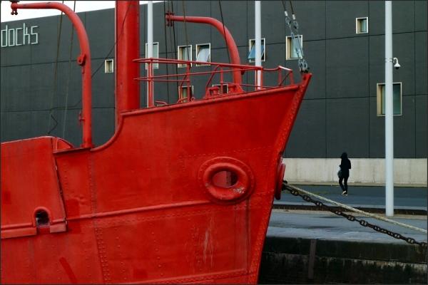 Coque aux docks