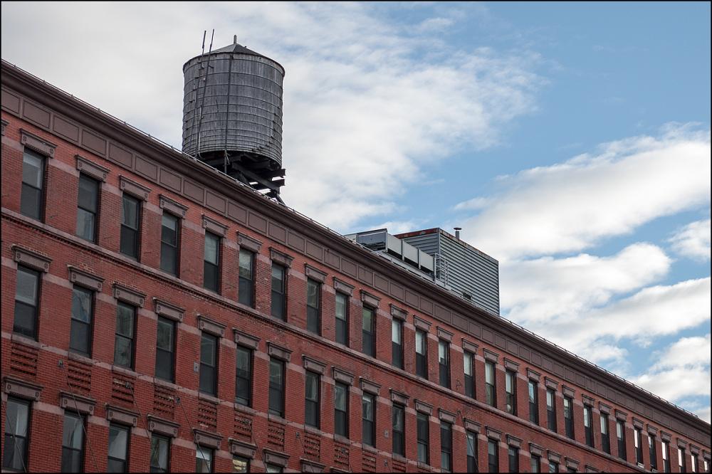 Entrepôts de la High Line