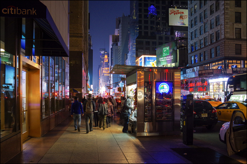 Exciting twilight strolls in Manhattan 10/10