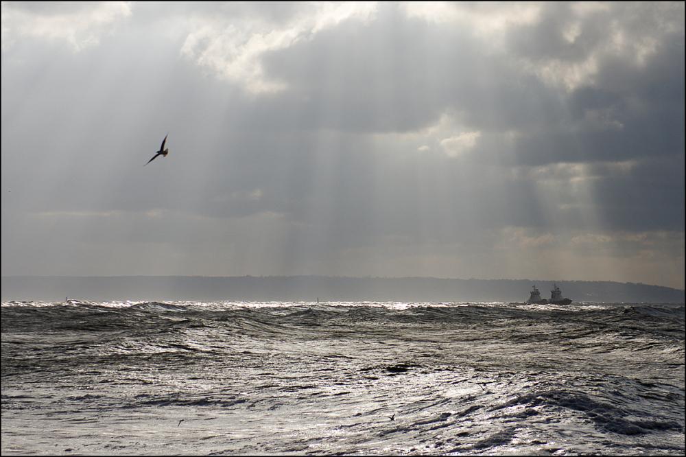Lumière d'hiver sur Le Havre -5