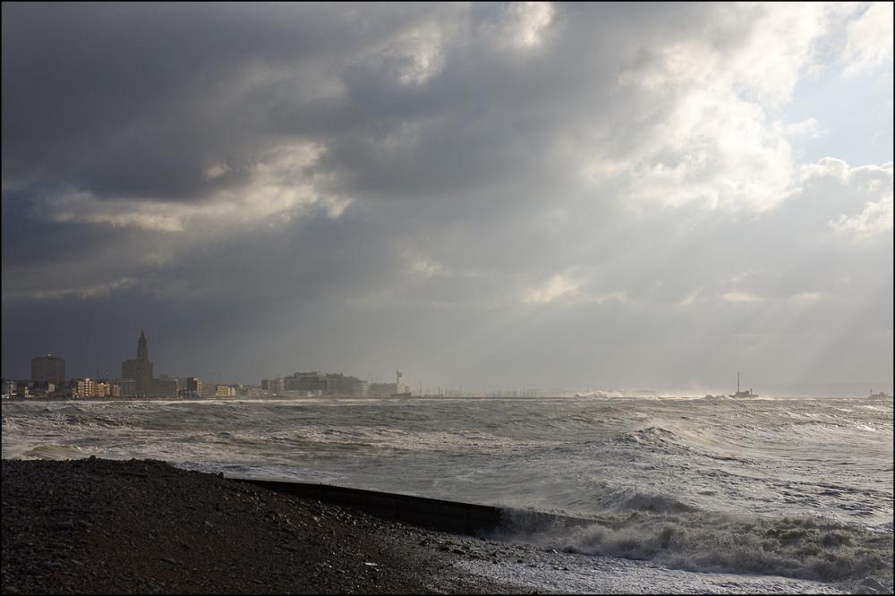 Lumière d'hiver sur Le Havre -7