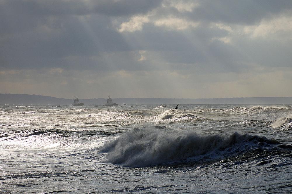 Lumière d'hiver sur Le Havre -8