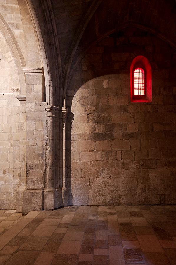 Au prieuré de Salagon