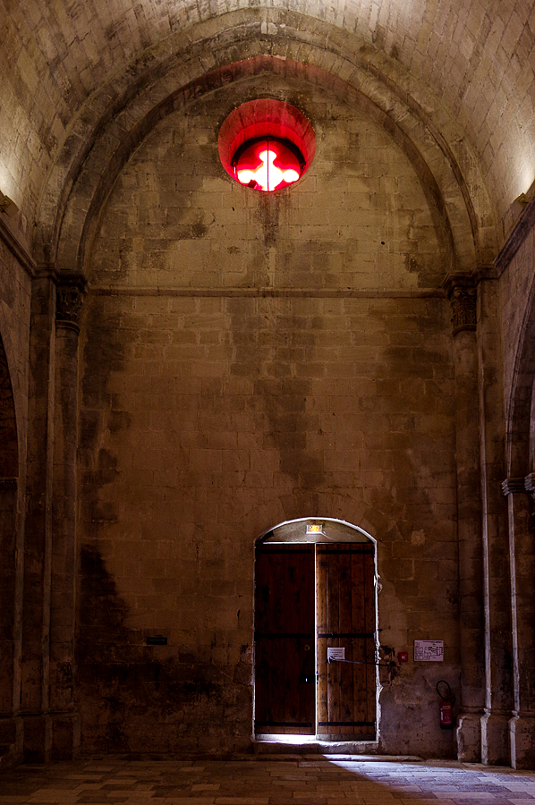 Au prieuré de Salagon 2