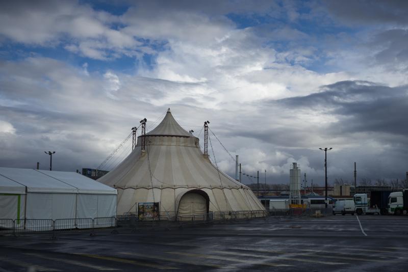 Ciel de cirque