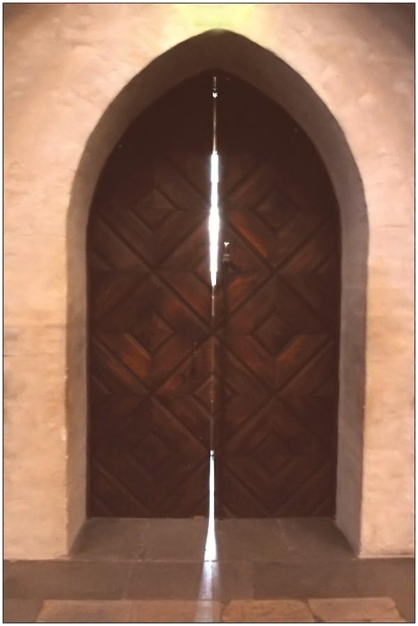 Church, door