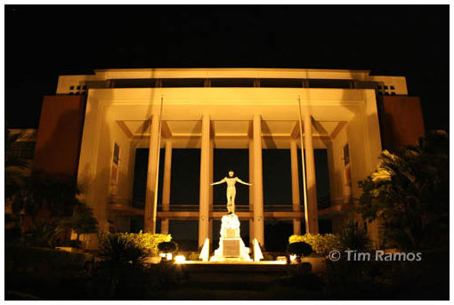 Oblation at night