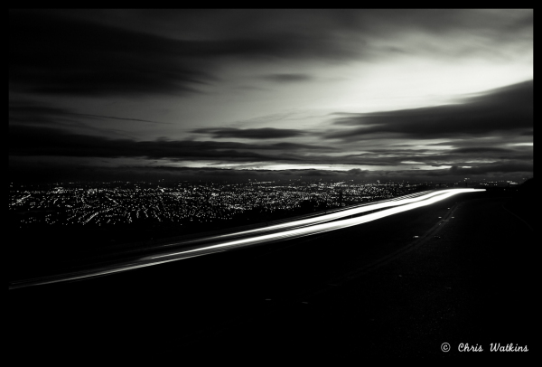 Black and White Light II