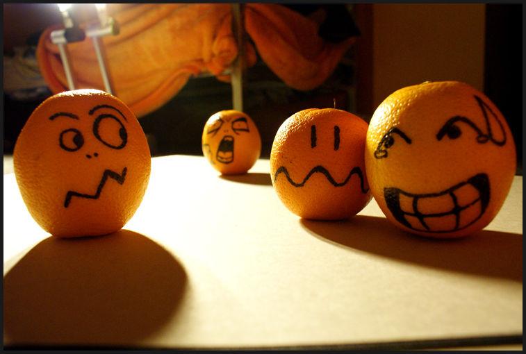 Naranjas :)