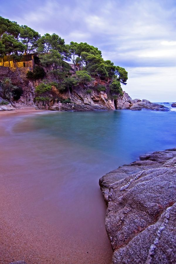 A ran de mar..