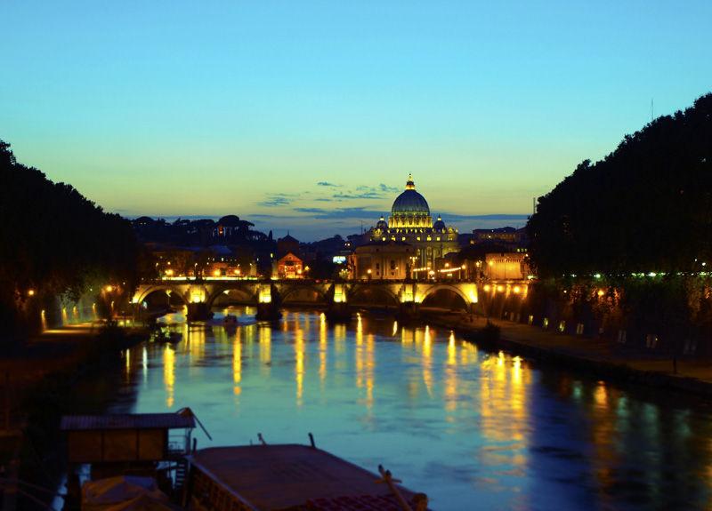 Vacaciones en Roma...