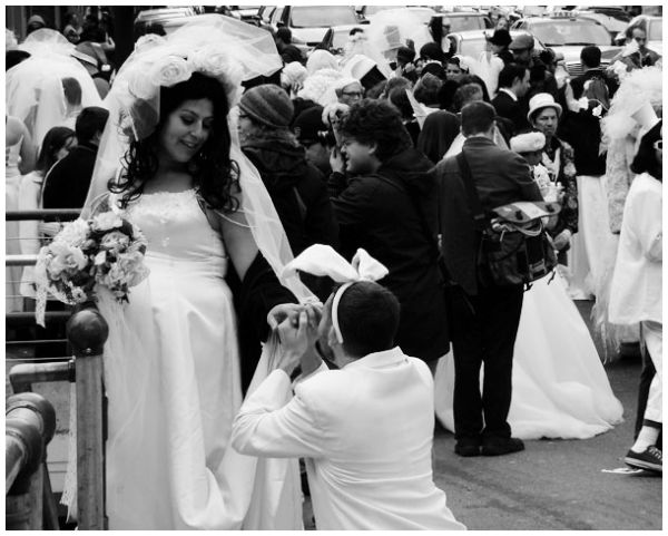 Brides of march