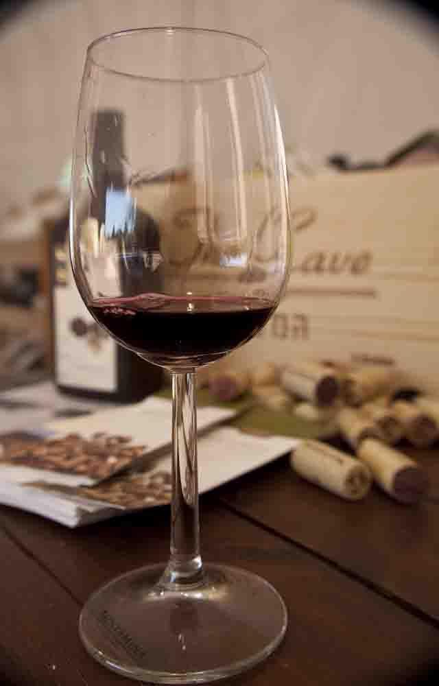 Wine Tasting 2 Binyamina Winery, Israel