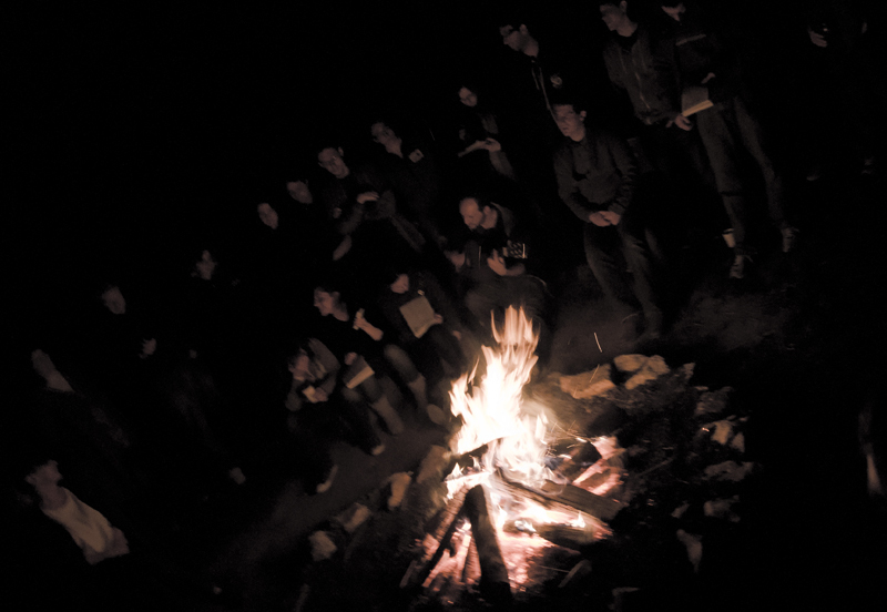 pre-Wedding Campfire 5