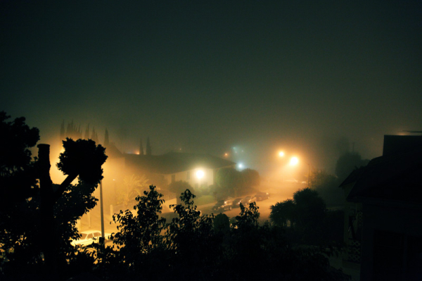 Ghostly Lights, Sometimes Seen at Night