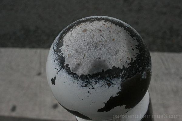 J'ai perdu la boule