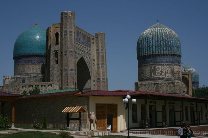 Mosquée Bibi Khanum