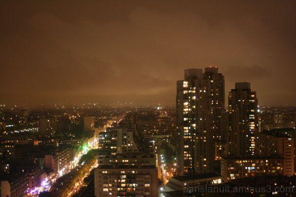 Paris, la nuit aussi