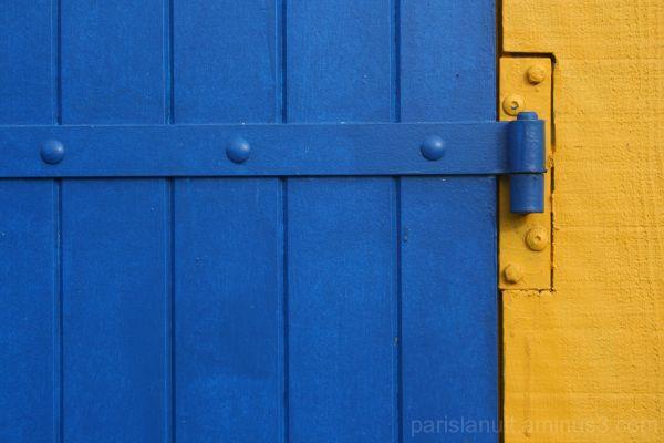 En jaune et bleu (2)